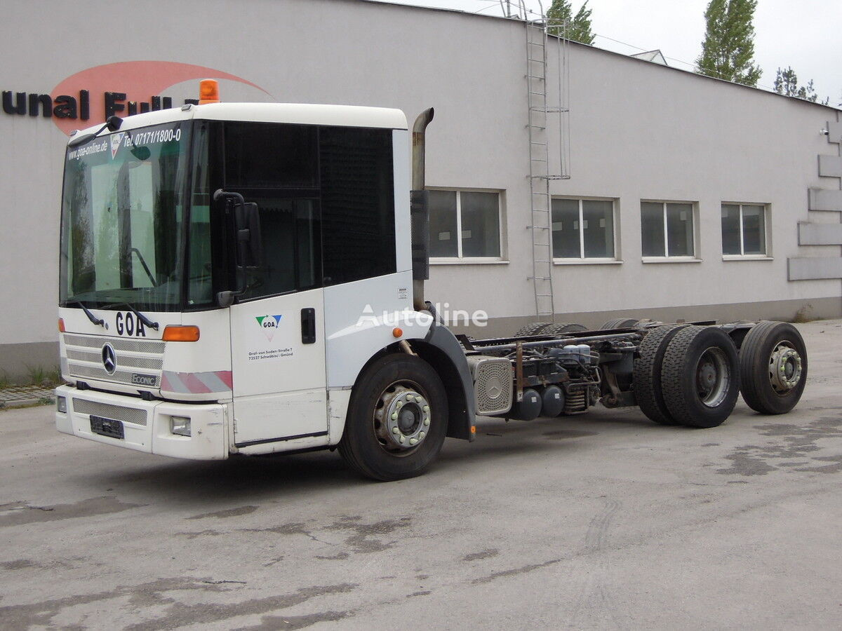 MERCEDES-BENZ Econic 2628  chassis truck