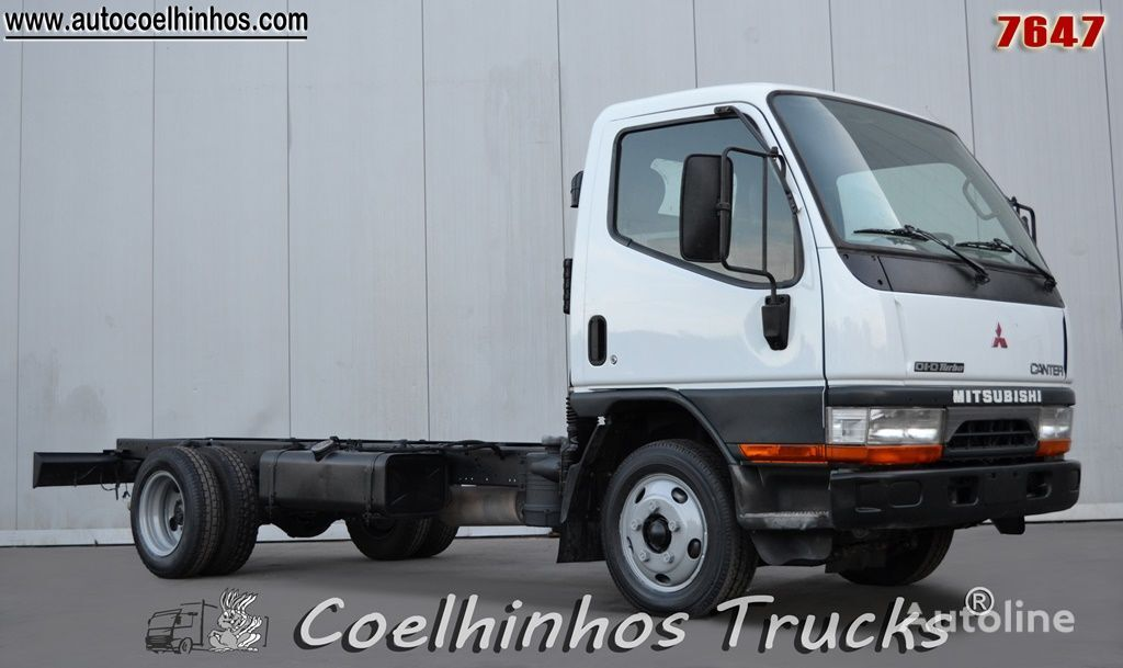 MITSUBISHI Canter FE534 DiD-Turbo  chassis truck