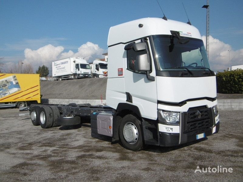 RENAULT T 460 chassis truck