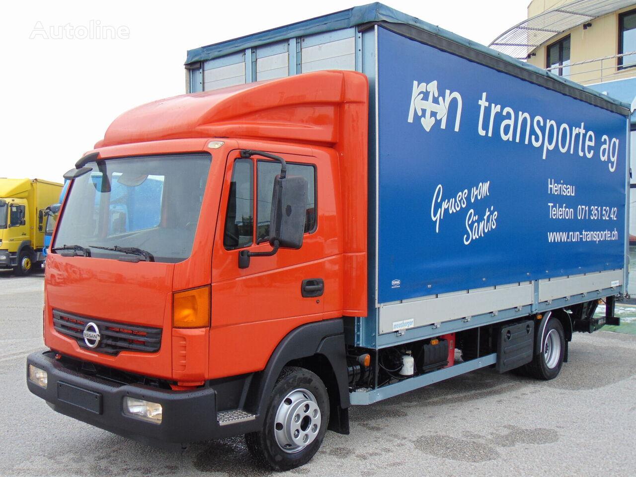 NISSAN ALTEON F91B  closed box truck