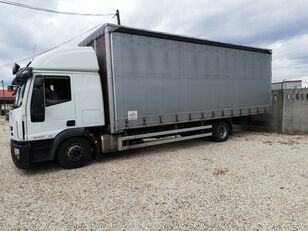 IVECO EuroCargo 120 curtainsider truck