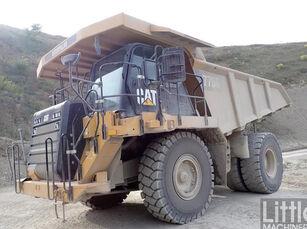 CATERPILLAR 775G dump truck