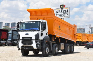 FORD CARGO 2018 MODEL 4142D MANUEL+A/C+105.000KM HARDOX TIPPER dump truck