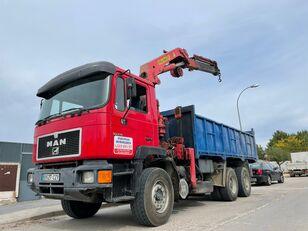 MAN 33.372 dump truck