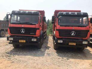 MERCEDES-BENZ BEIBEN 8*4 dump truck