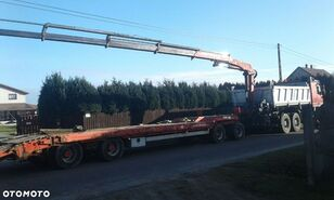 PALFINGER HDS HMF szybkiego demontażu dump truck