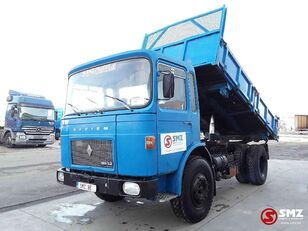 SAVIEM SM 12 210ch lames dump truck
