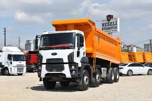 FORD Cargo 4142 XD 2018 MODEL E6 + A/C + MANUEL  dump truck