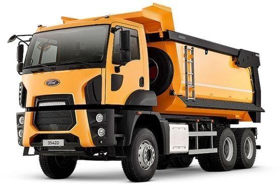 new FORD Trucks 3542D dump truck