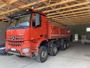 MERCEDES-BENZ 3245 8x4 bortmatik retader dump truck