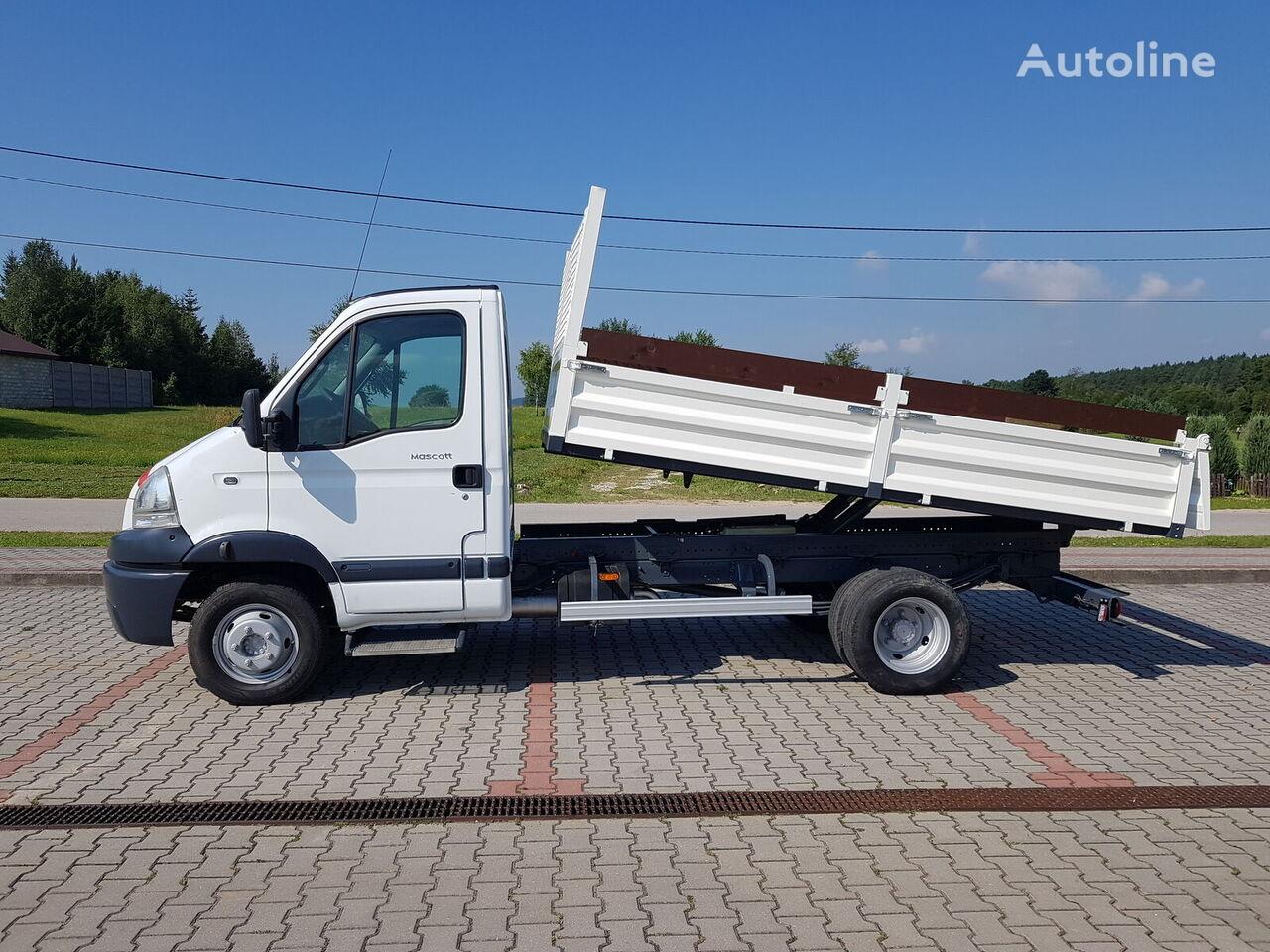 RENAULT Mascott 150dxi 3.0 Kipper EURO 4 / 6,5t. dump truck
