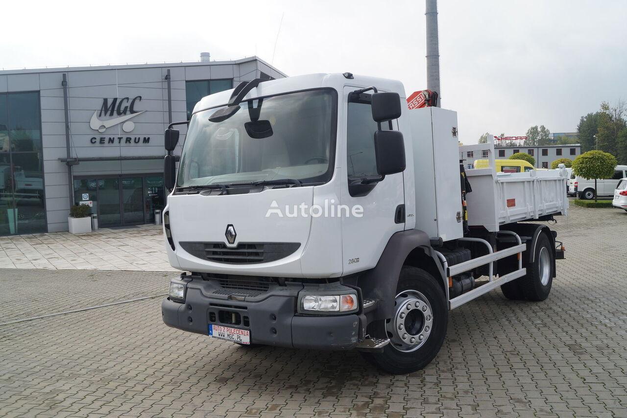 RENAULT Midlum 280.16 DXI dump truck