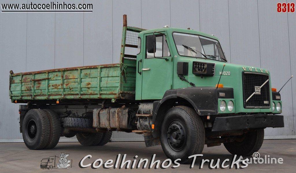 VOLVO N7 20 dump truck