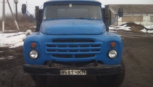 ZIL 554 flatbed truck