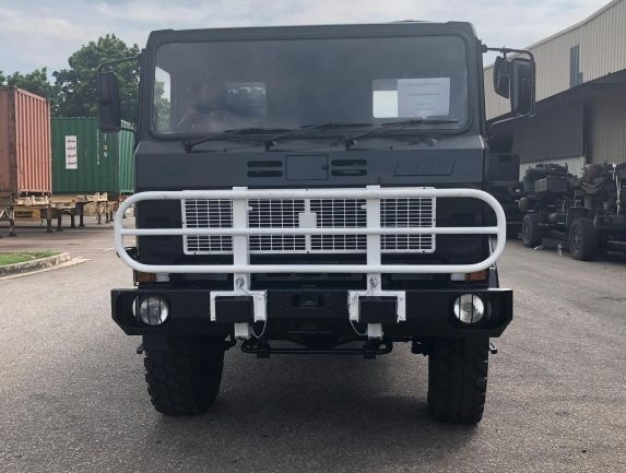FIAT IVECO flatbed truck