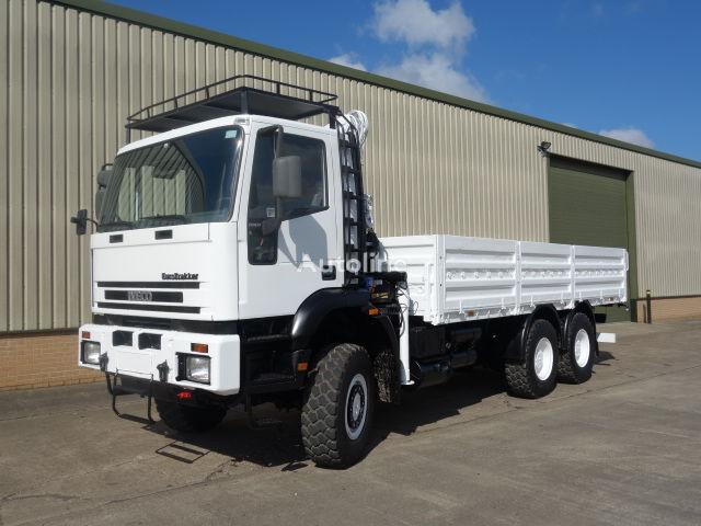 IVECO 260E37  flatbed truck