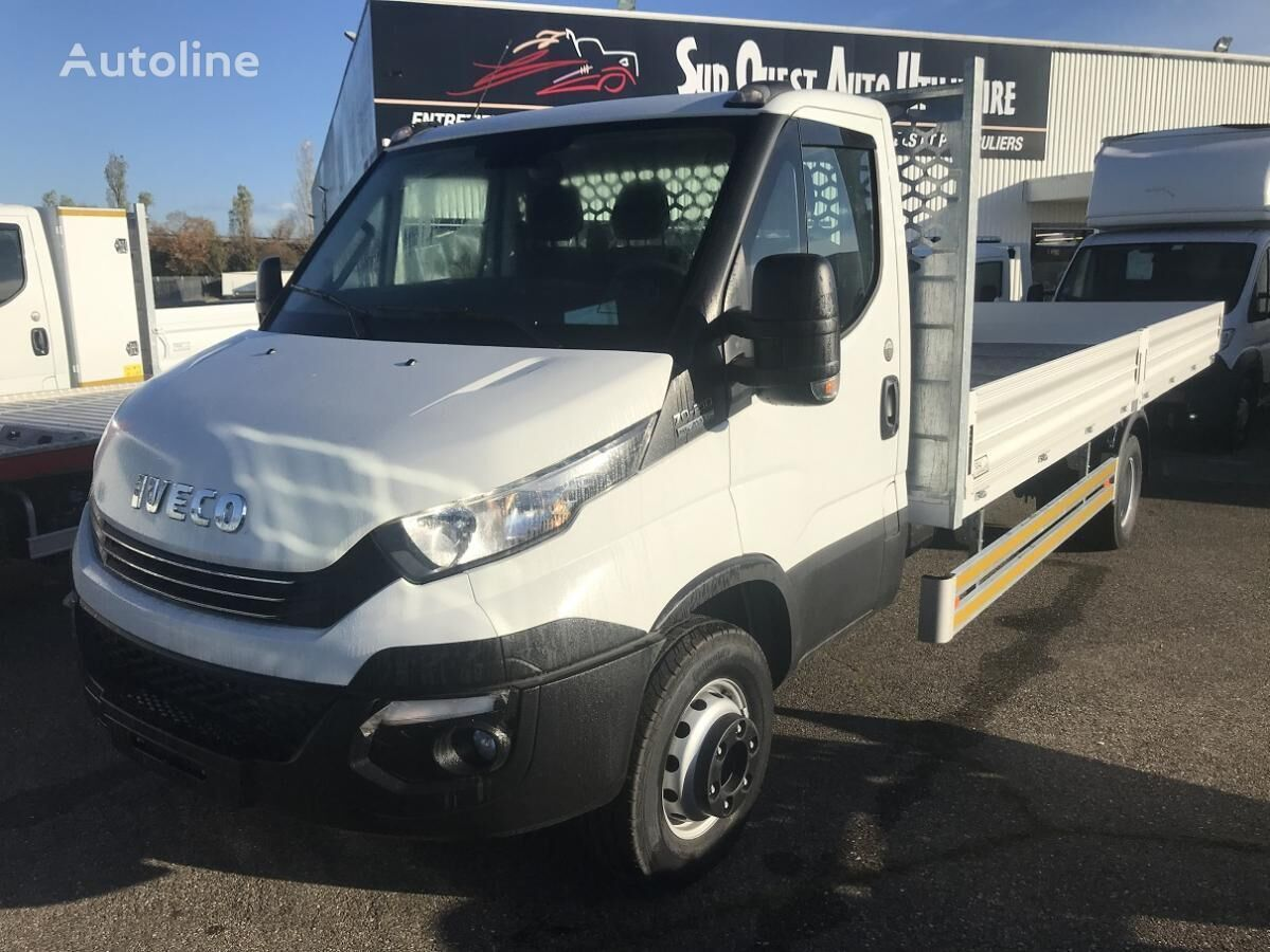IVECO Daily 70C18 flatbed truck