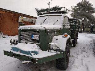 MAGIRUS-DEUTZ 178D 15AL JUPITER flatbed truck