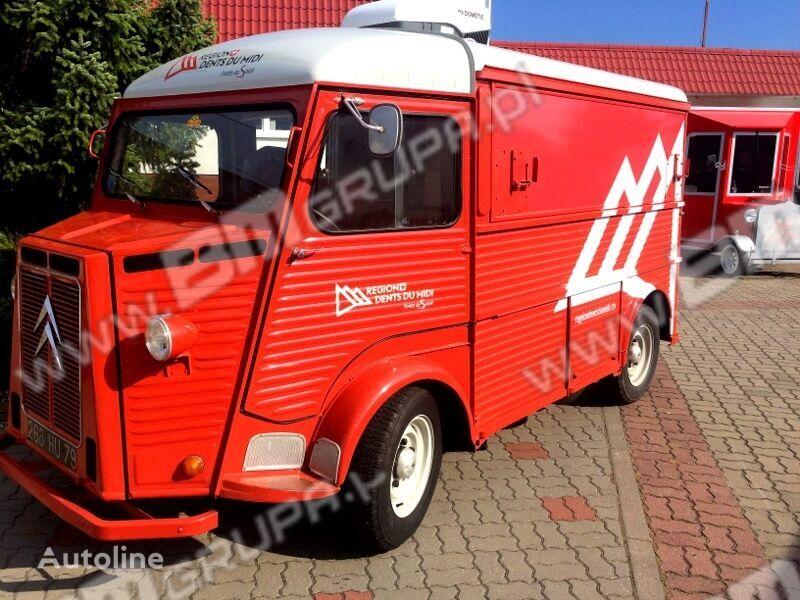 new BMgrupa CITROEN HY, FOOD TRUCK do sprzedaży lodów food truck