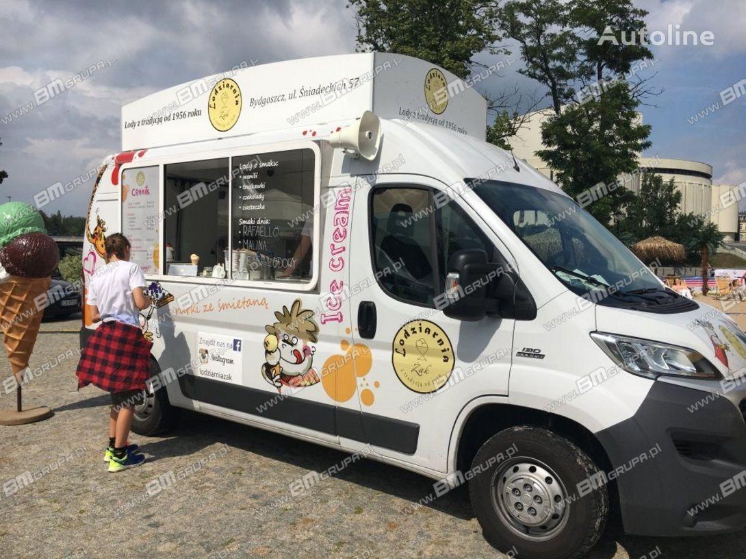 new BMgrupa Food Truck, Imbissmobile, zabudowa na pojeździe food truck