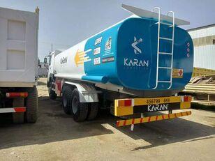 HOWO On Sale!!! 6x4 Aluminium Compartments Fuel Tank Truck fuel truck