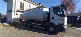 RENAULT fuel truck