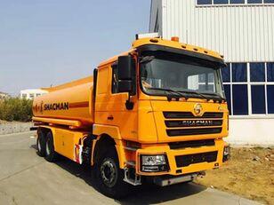 new SHACMAN fuel truck