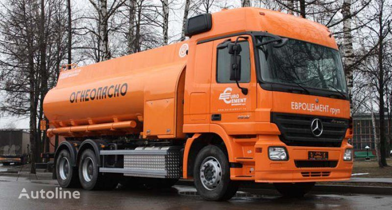 new MERCEDES-BENZ Actros 3 - 2041 AS fuel truck