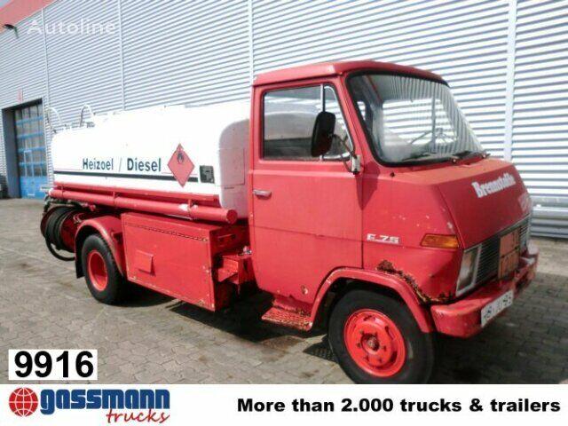 Andere F 75/35 Ki gas truck