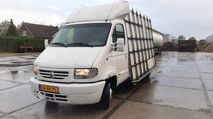 RENAULT Mascott 130-35  Double Tires glass transport truck