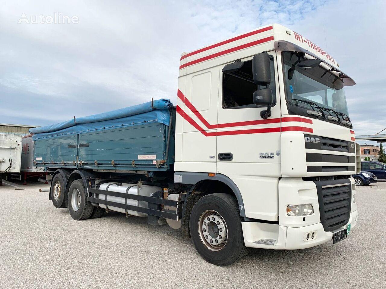 DAF XF105 grain truck