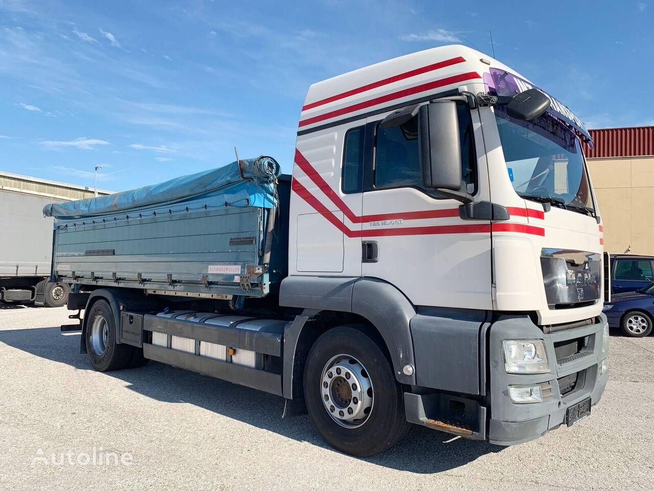 MAN 18 grain truck