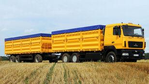 new MAZ 6501C9-8525-000 grain truck