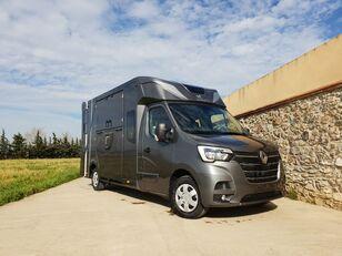 new RENAULT MASTER Ameline Horsetruck horse truck