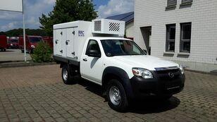 MAZDA B 50 4WD ColdCar Eis/Ice -33°C 2+2 Tuev 06.2023 4x4 Eiskühlaufba ice cream truck