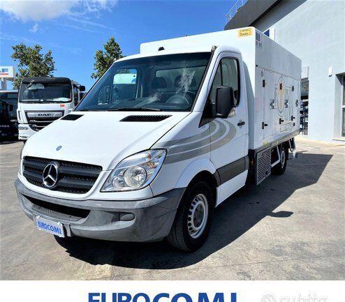 MERCEDES-BENZ Sprinter 313 cdi T 37/35 con piastre eutettiche ice cream truck