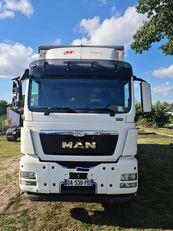 MAN TGS 35 440  8x4 livestock truck