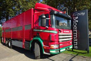 SCANIA P 124G 420 6x2*4 livestock truck