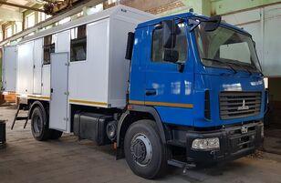 new MAZ 5340 military truck