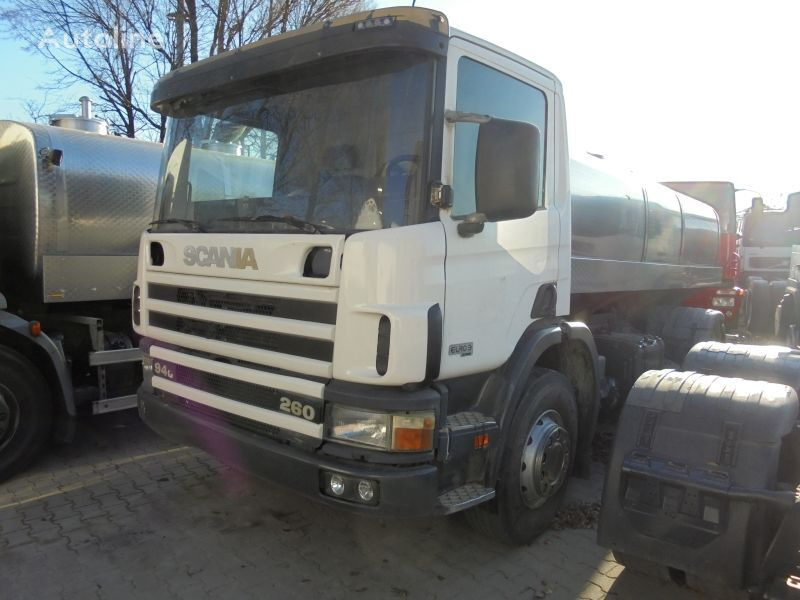 SCANIA 94G 260 milk tanker