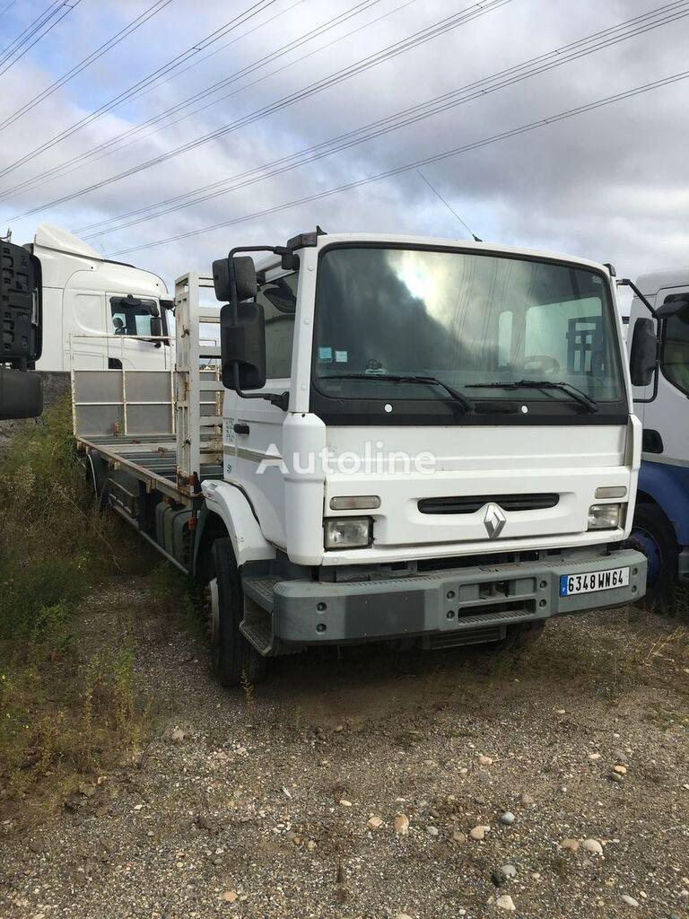 RENAULT 230 platform truck
