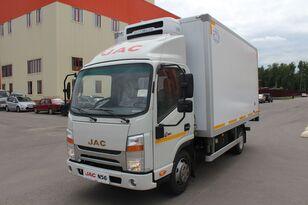 new JAC Изотермический фургон на шасси JAC N56 refrigerated truck