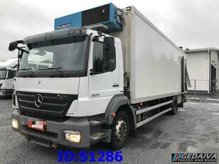 MERCEDES-BENZ Axor 1829 Manual Euro5 refrigerated truck