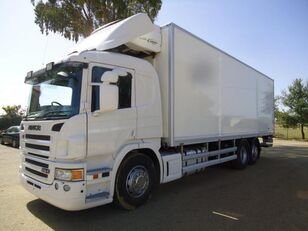 SCANIA P 400 refrigerated truck