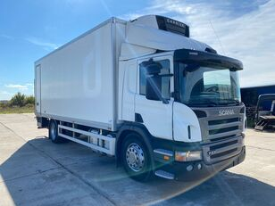 SCANIA P230 Carrier Supra 750 refrigerated truck