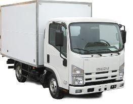 ISUZU NMR-85L refrigerated truck