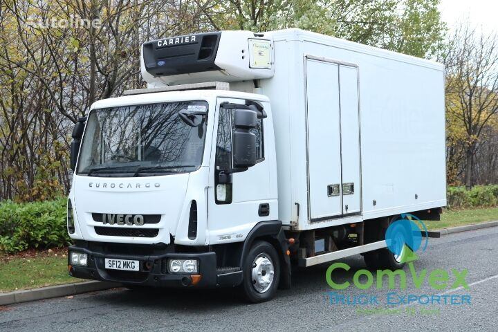 IVECO 75E16 refrigerated truck