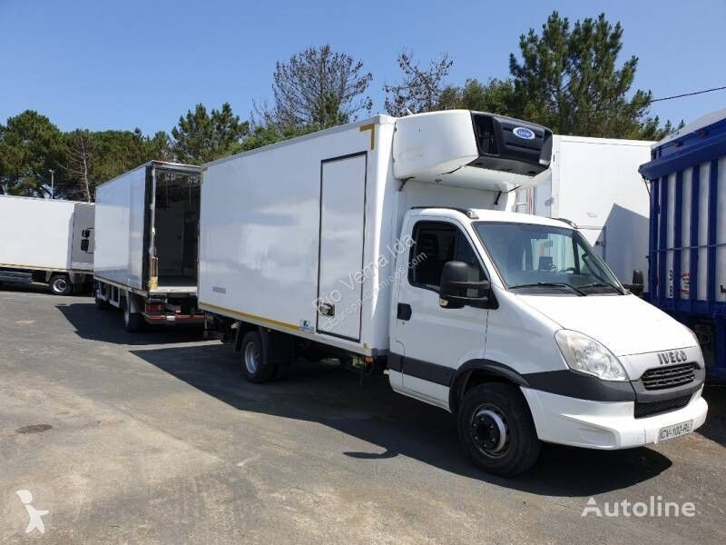 IVECO Daily refrigerated truck