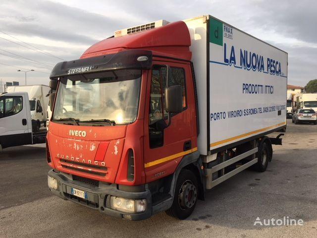 IVECO EUROCARGO 80E21P refrigerated truck