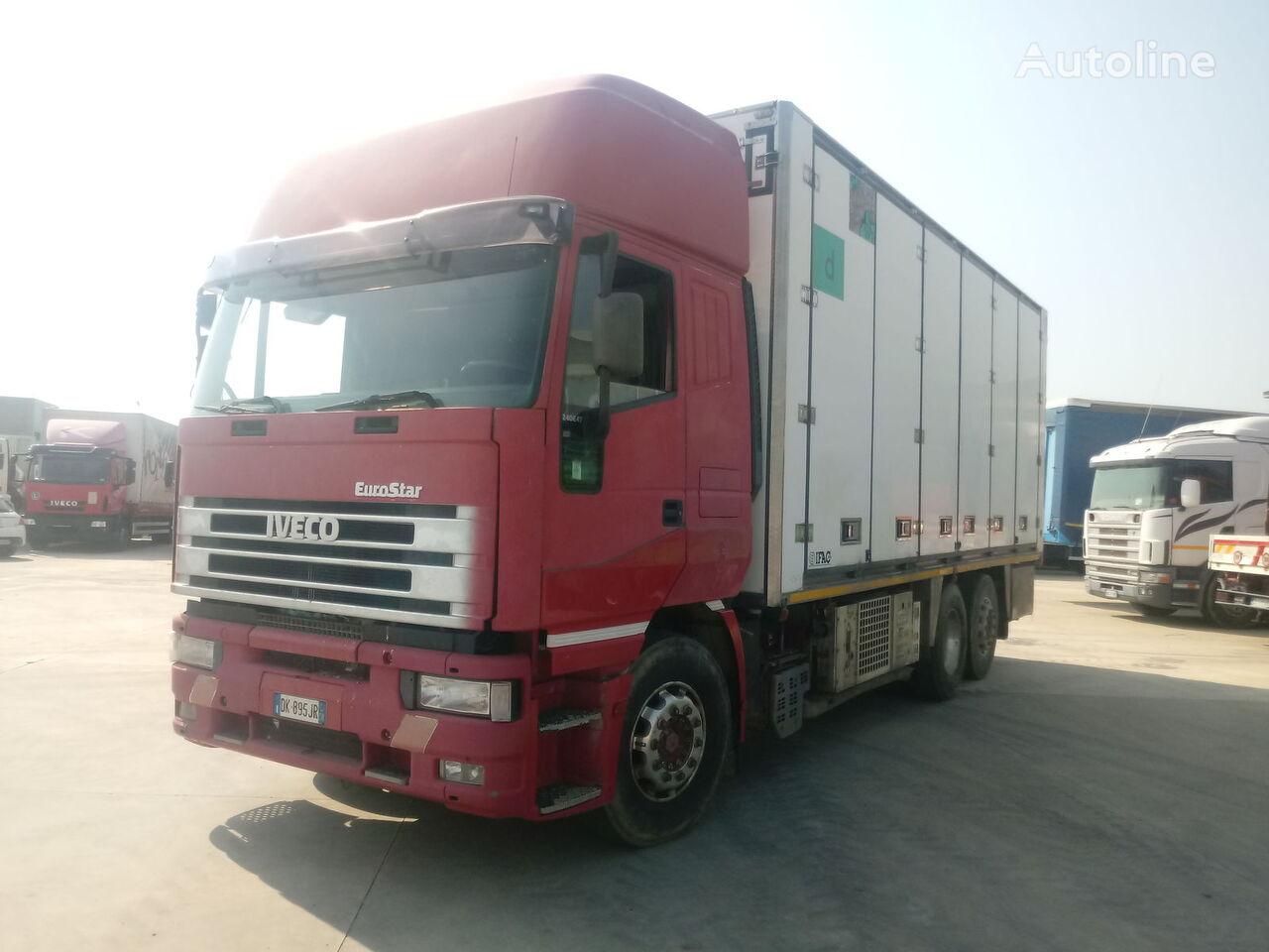 IVECO EUROSTAR 240E47 refrigerated truck